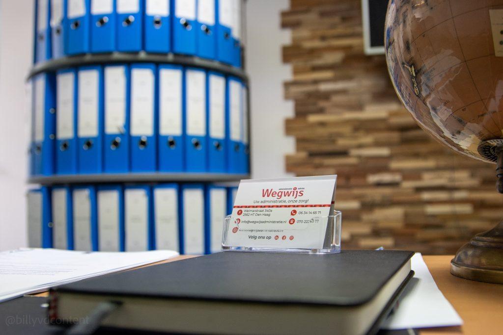 Wegwijs Administratie & Advies kwaliteit staat centraal;